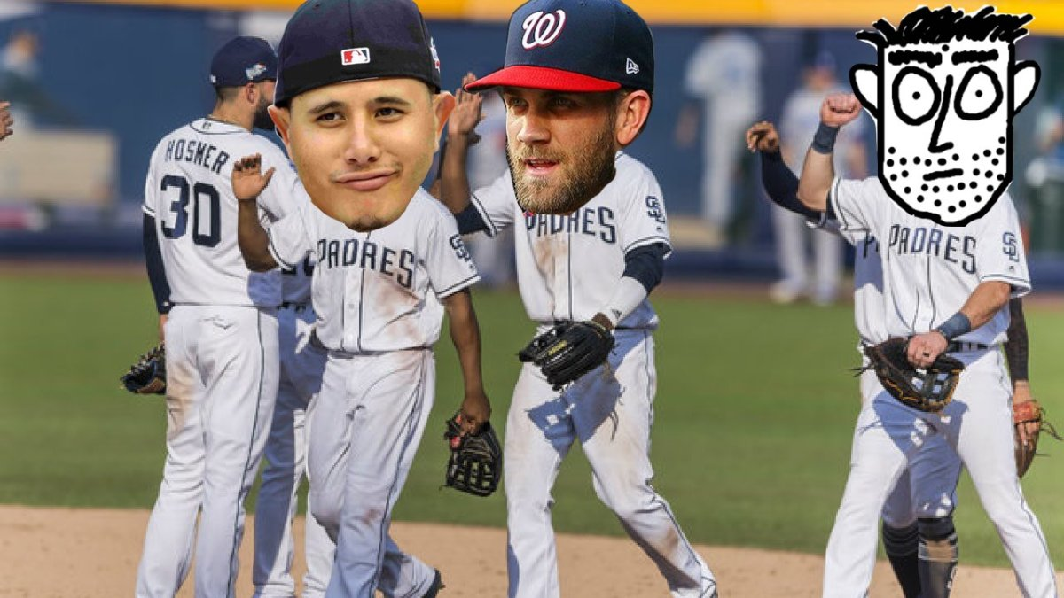 If I Were An MLB Free Agent I Would Sign With The San DiegoPadres