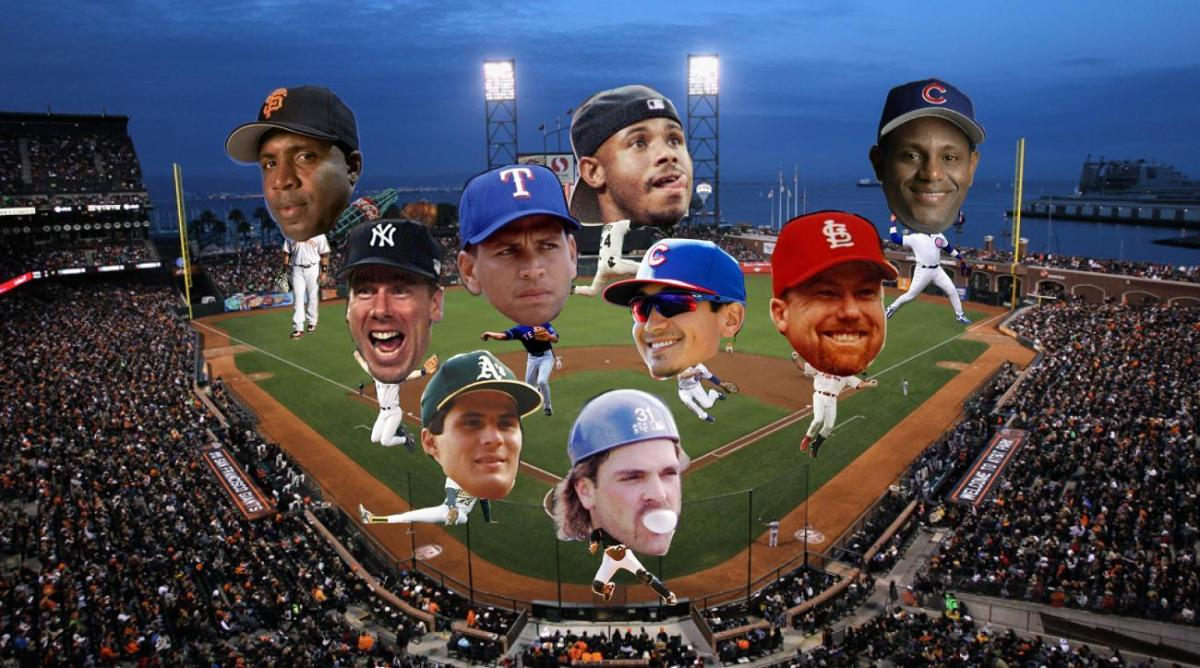The Best Baseball Players Of All Time By Position With Personal Bias Factored In – Part One: The StartingLineup