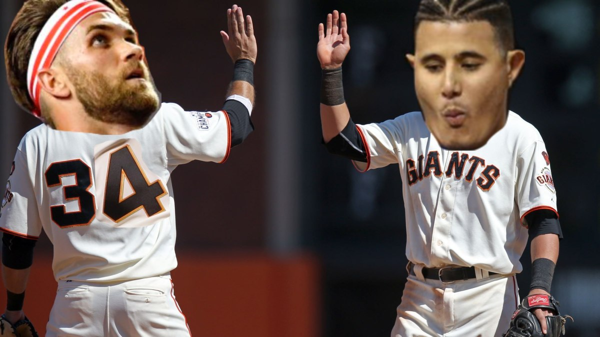 The San Francisco Giants Need To Sign Bryce Harper and MannyMachado