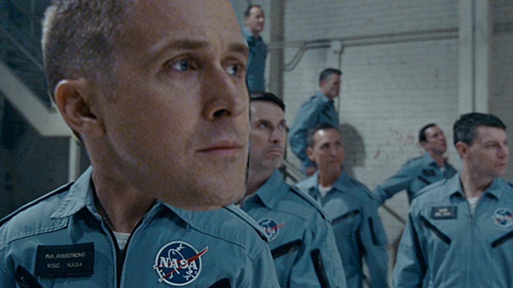 First Man? More Like Worst Man: One Small Step For Man One Waste Of Two Hours ForMe