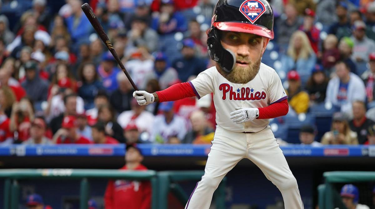 Bryce Harper To Sign With The Phillies Today…Maybe?