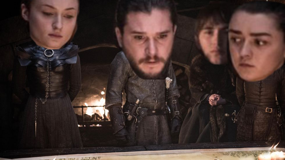 Jonesing For A Thronesing: Episode Two Thoughts And Episode Three Predictions(4/23)