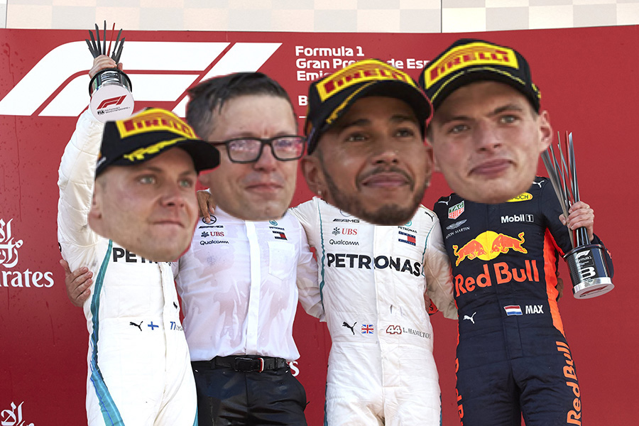 The Spanish Grand Prix: So Exciting That I FellAsleep