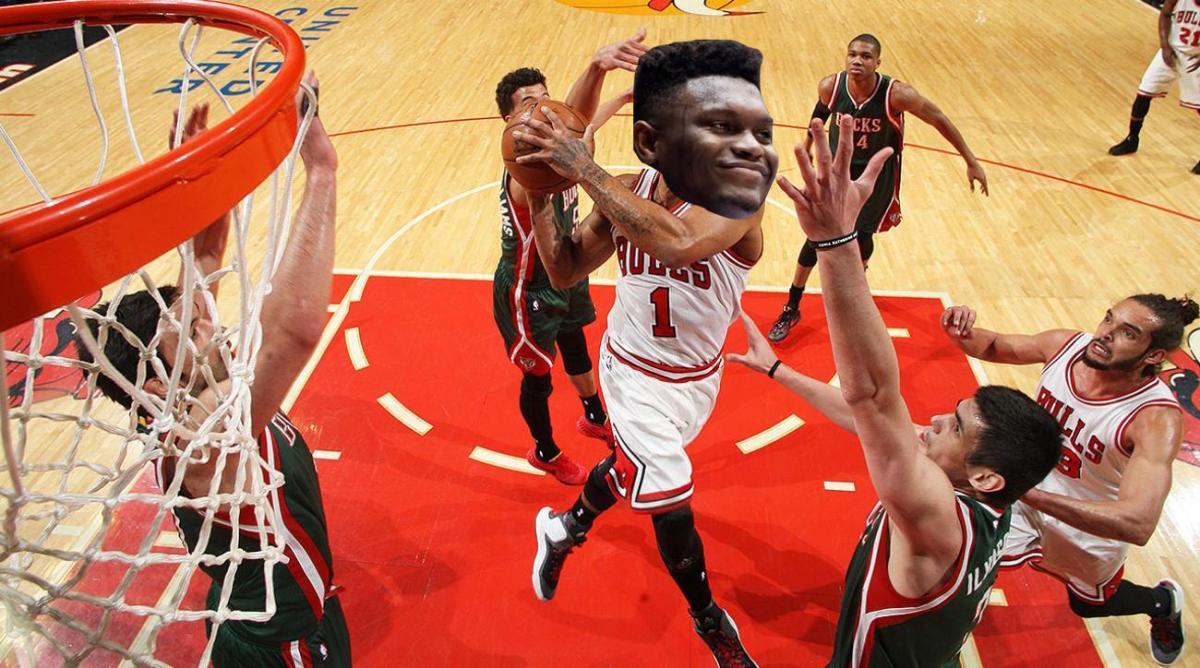 The NBA Is Fixed – The Bulls Already Won TheLottery