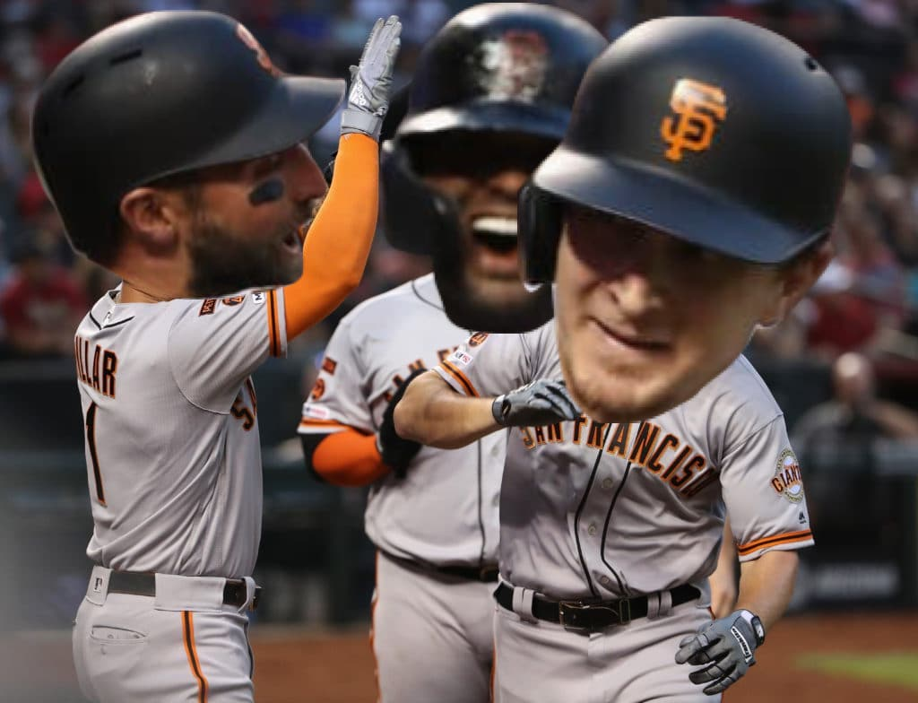 Do The Giants Have The Worst Lineup In All Of Baseball?