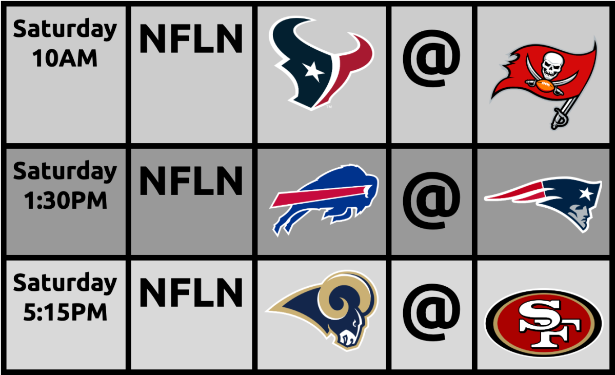 BREAKING:  I BOTCHED THE WEEK 16 NFL TV SCHEDULE