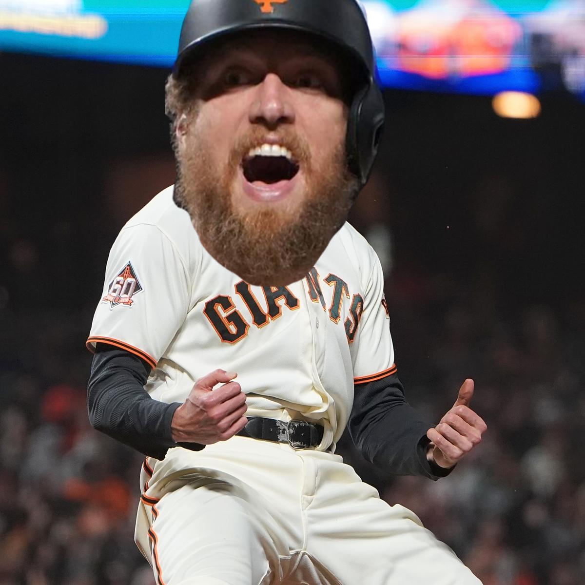 WHAT ARE THE GIANTS DOING!? WHY DID WE SIGN HUNTERPENCE!?